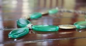 kalung hijau daun ethnic1
