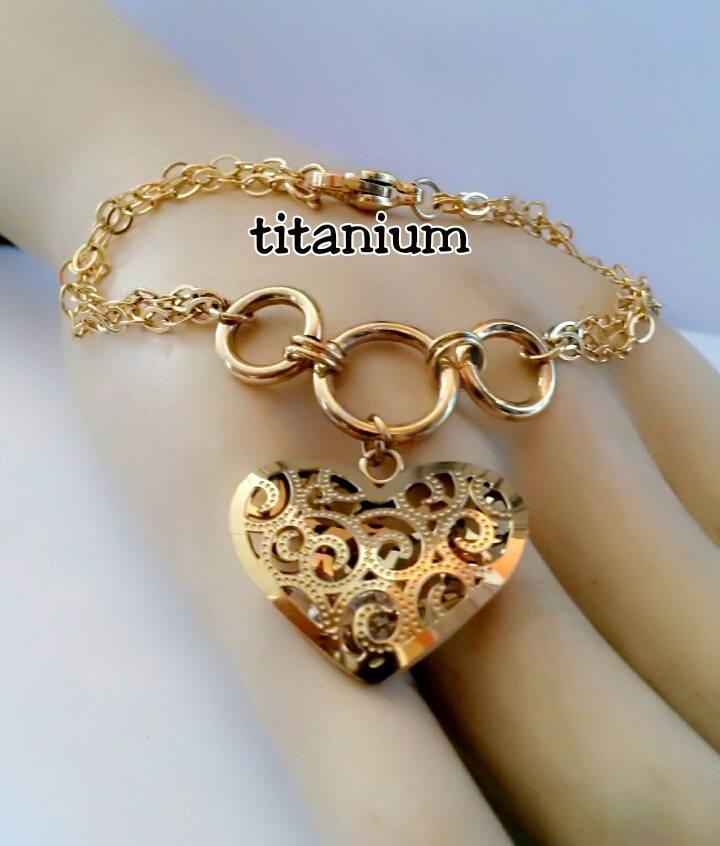 glg titan bandul gold love
