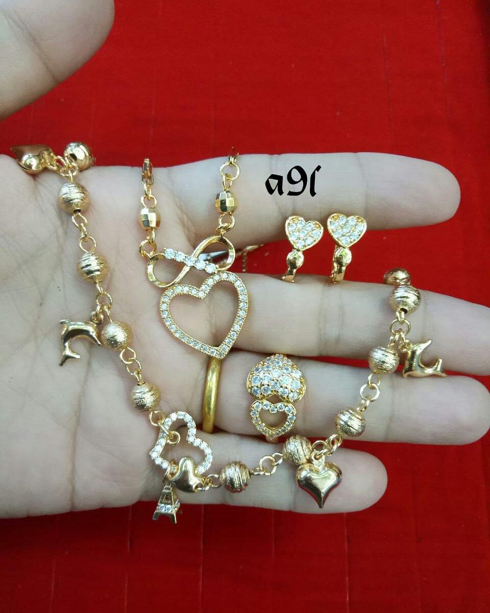 Mpu Online Shop Page 6 1 Set Perhiasan Wanita Xuping Setxp116